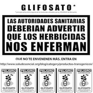 Glifosato Peligo Monsanto Argentinos versus Monsanto: Tenemos el monstruo encima