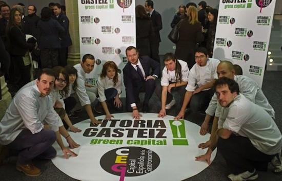 Vitoria gasteiz capital espa ola de la gastronom a 2014 for Trabajo en vitoria gasteiz