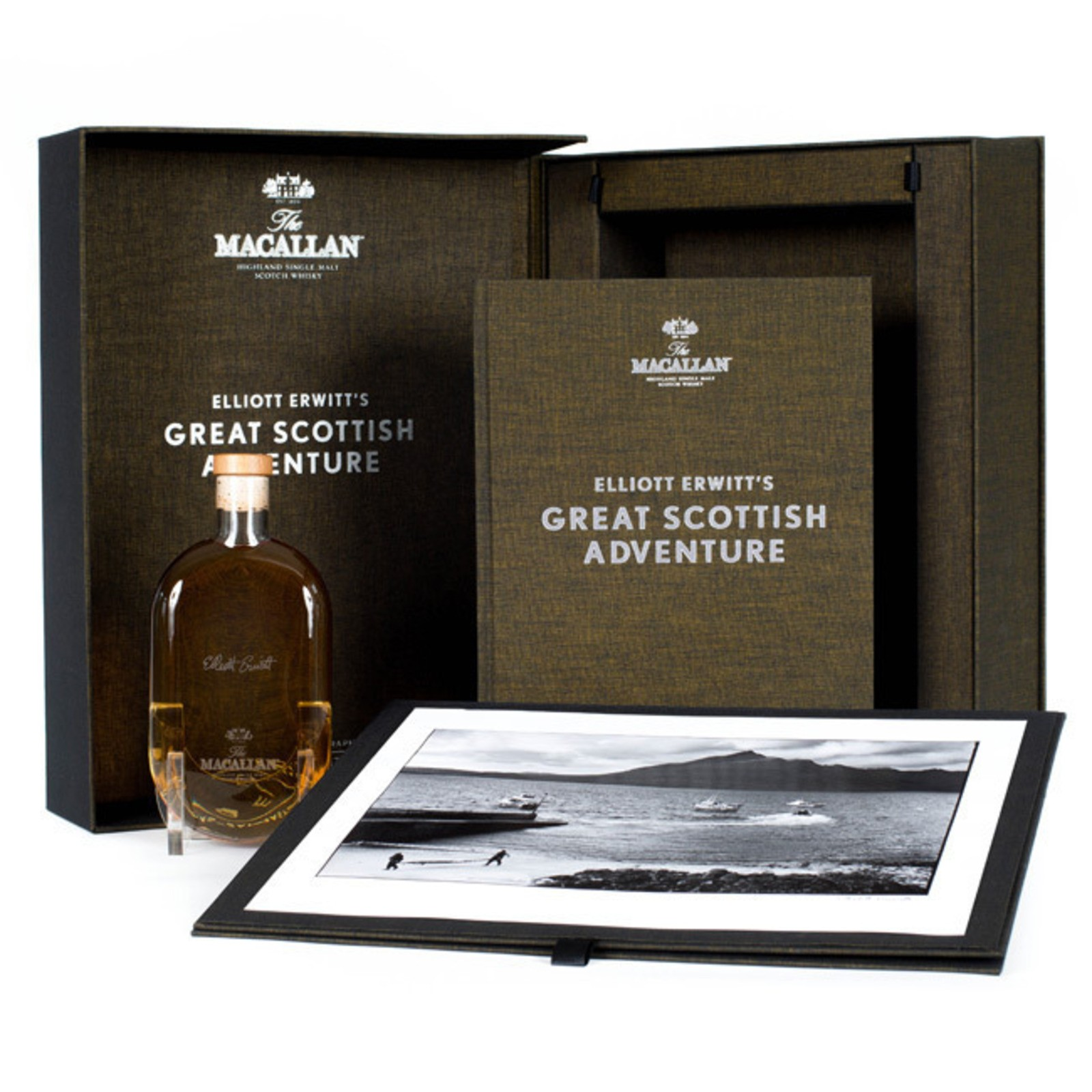 Elliott Erwitt en el Macallan Masters of Photography