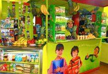 Kioscos saludables en las escuelas de Uruguay