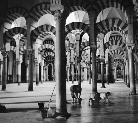 Colita, Mezquita de Córdoba, 1963
