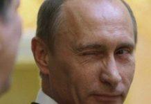 Putin hace un guiño