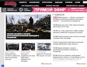 TV Dojd Rusia Rusia: un telemaratón para salvar TV Dojd