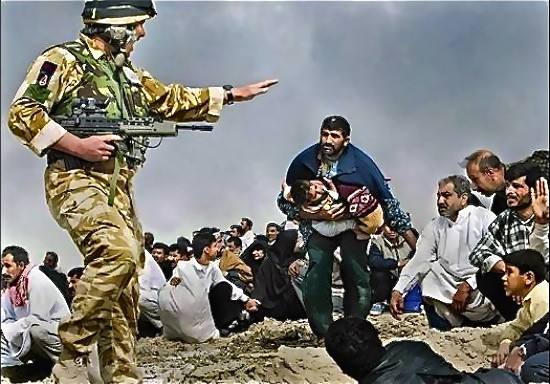 0 iraq publicada ed 550 Retoque ético /4: Matar al mensajero