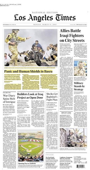 1 latimes 1 300 Retoque ético /4: Matar al mensajero