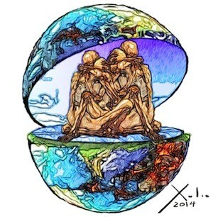 Xulio Formoso: planeta Tierra