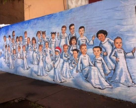 ABC Mural niños México: 5 años de impunidad en el incendio de la guardería ABC