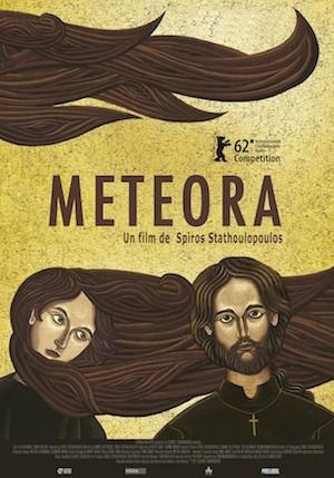 Cartel Meteora Meteora: romance del cura y la monja ortodoxos