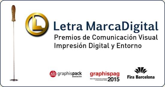 Premios Letra MarcaDigital 2015