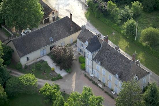 Mansión de los Niépce en Chalon-ssur-Saône.
