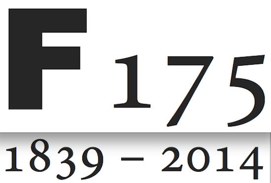 175 Años de Fotografía 1839-2014