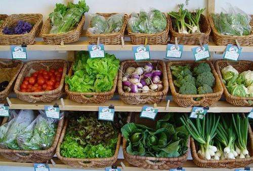 La alimentación ecológica crece en España