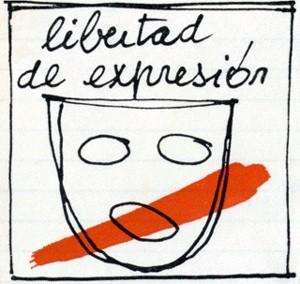 Libertad de expresión sufre acoso político, judicial y policial en España