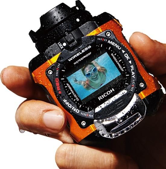 Ricoh Action Camera WG-M1: cuando decir 'todo terreno' es quedarse cortos