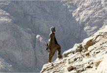 guerrillero kurdo peshmerga