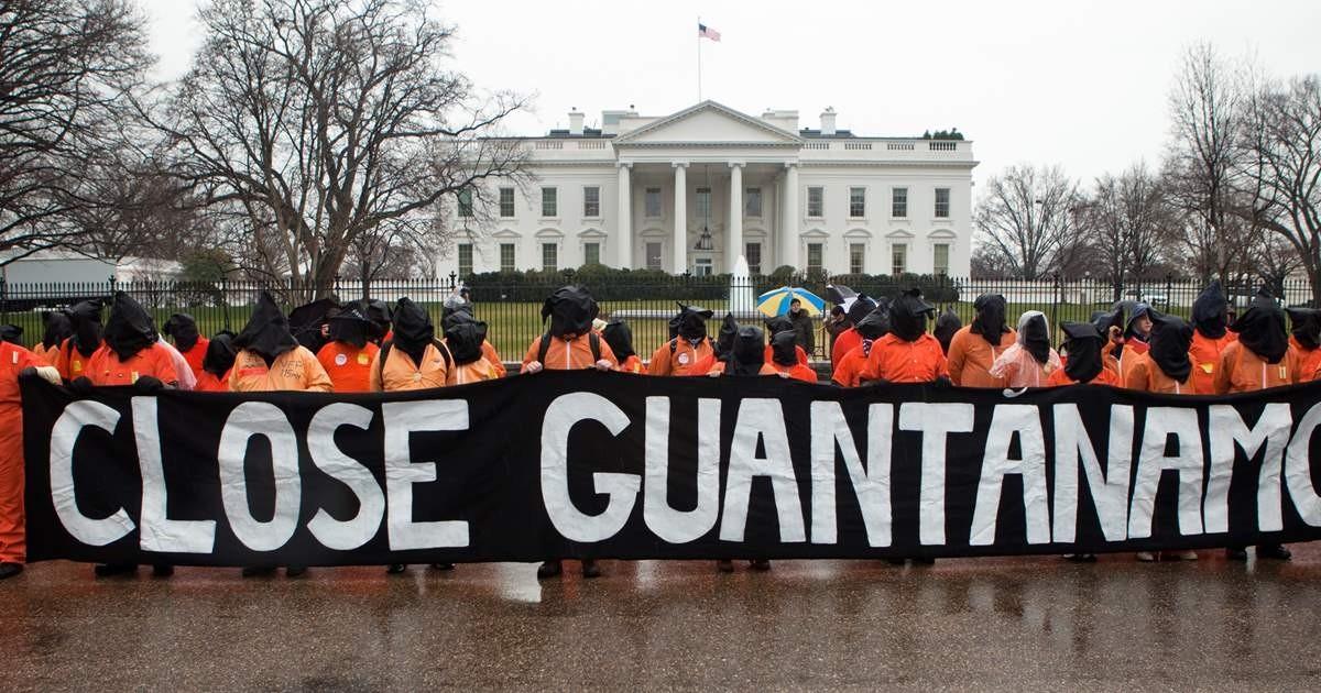 Amnistia cierre close Guantanamo