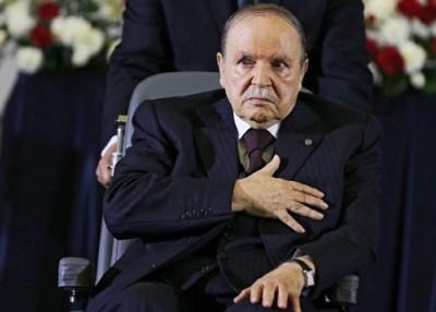 El presidente de Argelia, Abdelaziz Bouteflika.