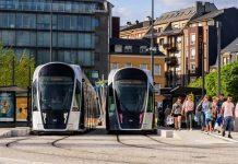 Transporte público en Luxemburgo
