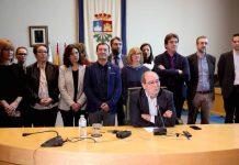 Manuel Robles informa de su renuncia a la alcaldía el día 17 de enero de 2018