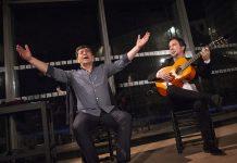 Nimes 2019: Tomas de Perrate y a la guitarra Alfredos Lagos. Por Sandy Korzekwa