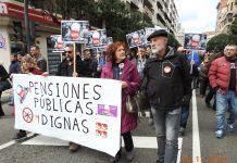 pensiones publicas dignas Ricardo Vega