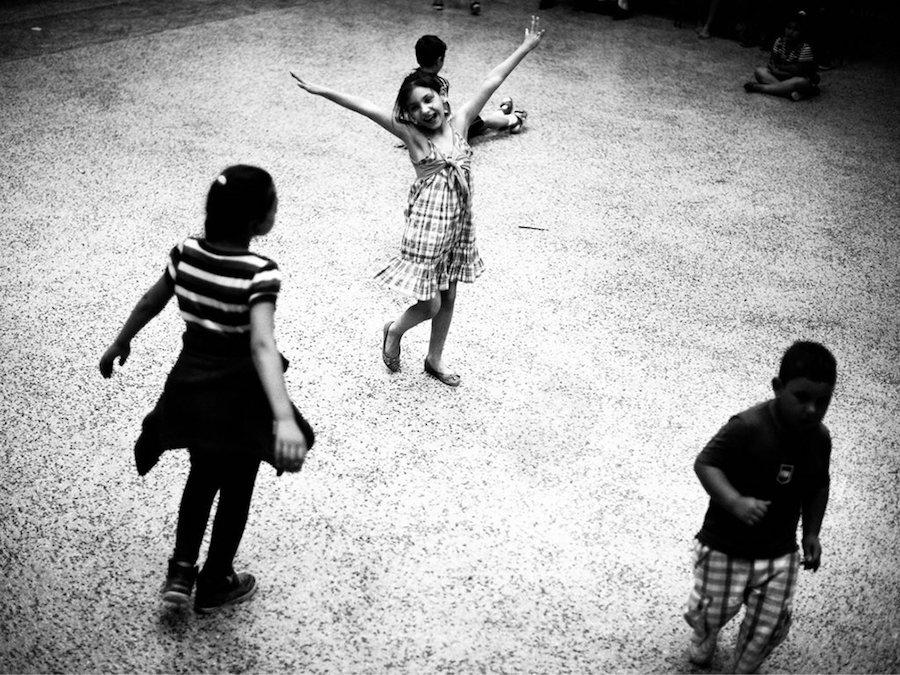 Vanessa Gilles, fiesta de niñas romaníes, 2016