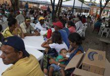 Ayuda humanitaria del Programa Mundial de Alimentos en Venezuela ACNUR / Fabio Cuttica