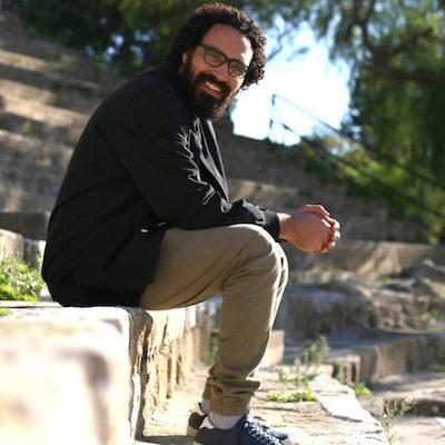 El fotoperiodista egipcio, Ahmed Gamal Ziada
