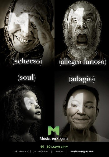 Musica en Segura 2019 cartel