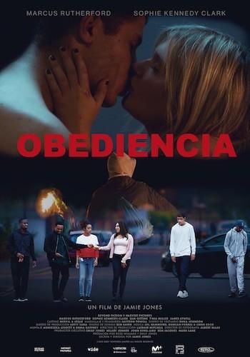 Obediencia cartel