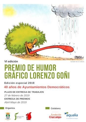 Premio Humor Lorenzo Goñi 2019