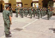 Venezuela tropa militar