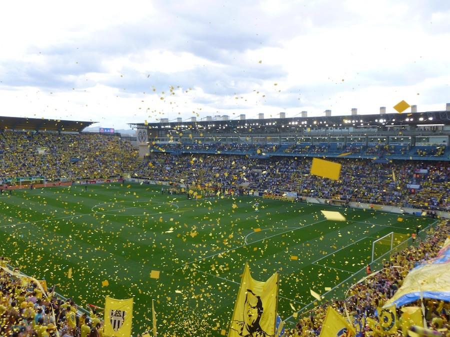 Villarreal CF UD Almería