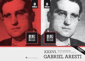 Gabriel Aresti cartel XXXVI