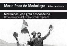 madariaga Marruecos desconocido cubierta