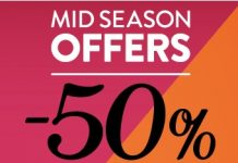 Mid season sale offers
