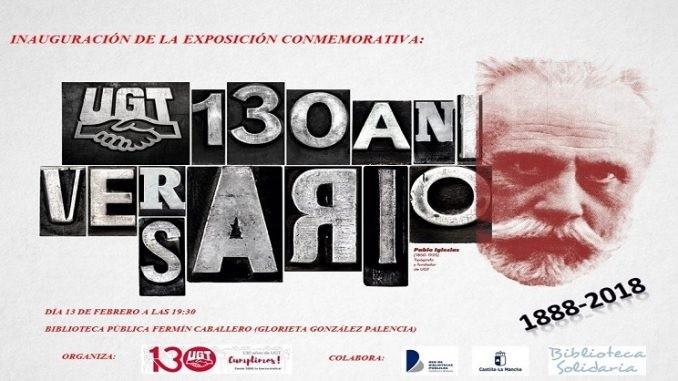 UGT 130 años expo