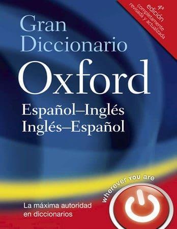 diccionario de Oxford
