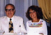 Alberto y Georgina Ginastera