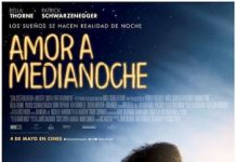 Amor a medianoche cartel