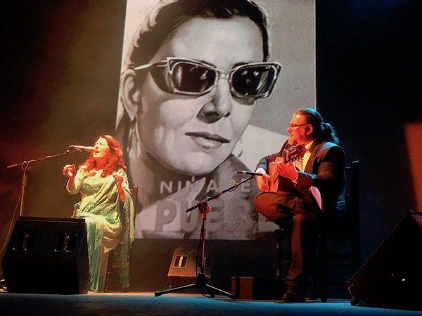 Antonia Contreras por la Niña de la Puebla