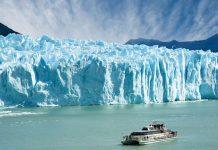 Glaciares en la Patagonia Argentina