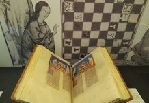 BNE ajedrez incunables expo 2018