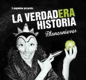 La verdadera historia Blancanieves, cartel