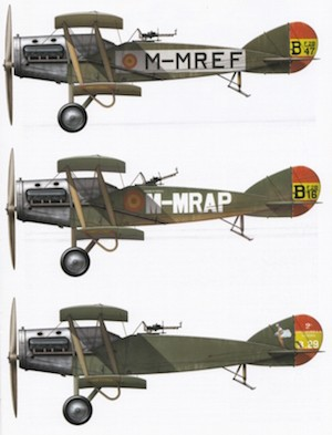 Bristol-F2B-militares-Marruecos