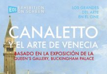 Canaletto documental poster