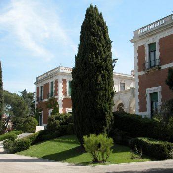 Casa Velázquez Madrid