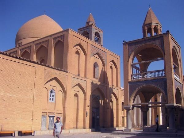 Catedral de Vank en Isfahán