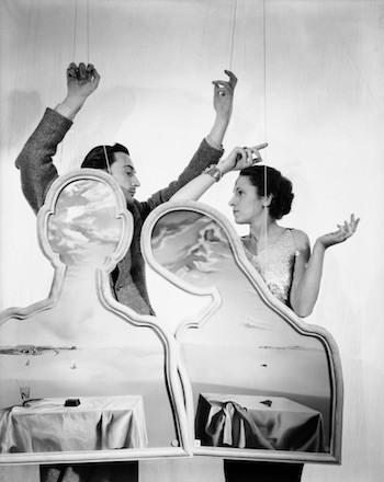 Cecil Beaton Dalí y Gala 1936