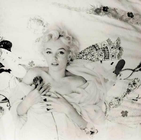 Cecil Beaton Marilyn 1956